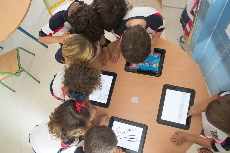 Colegios españoles premiados por promover el emprendimiento